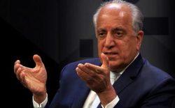 خلیلزاد: امریکا مایل است تا زندانیان فوری رها شوند
