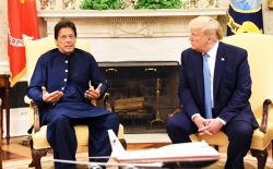 آیا ملاقات عمران خان از امریکا موفقیتی در پی داشت؟