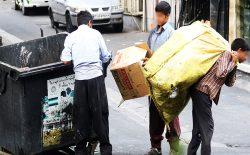 مهاجران افغان، قربانیان مافیای زباله در تهران