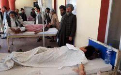 انفجار ماین در ولایت فاریاب از کودکان قربانی گرفت