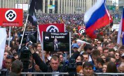 هزاران شهروند روسیه در دفاع از انتخابات آزاد دست به تظاهرات زدند