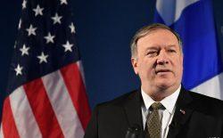 مخالفت ایران از سفر پمپیو به تهران