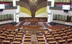 درنگی به کارکرد پارلمان در یک ماه اخیر