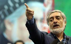 عبدالله عبدالله: اگر افغانستان به بحران برود مسؤول آن تیم دولتساز خواهد بود