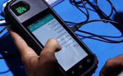 کمیسیون انتخابات امروز بیش از ۱۷ هزار دستگاه بایومتریک را دریافت میکند