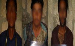 پولیس بلخ  چهار تن را به اتهام همکاری با طالبان بازداشت کردند