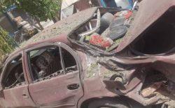انفجار ماین مقناطیسی در هرات ۸ زخمی برجا گذاشت
