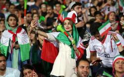 بازداشت شش زن به اتهام تلاش برای ورود به ورزشگاههای ایران