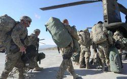 امریکا در حال آمادگی خروج شش هزار نیرو از افغانستان