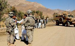 کاروان نیروهای خارجی در ولایت پروان مورد حمله قرار گرفت