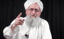 رهبر القاعده خواستار حمله به اهداف نظامی غرب شد