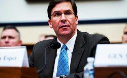 مارک اسپر: در پی توافق صلح با طالبان استیم، اما نه هرگونه توافقی!