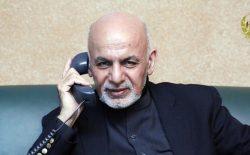 رییس جمهور غنی خواستار همکاری پاکستان در برگزاری انتخابات شد