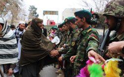 حمایت مردم از دولت، کلید پیروزی در برابر طالبان است