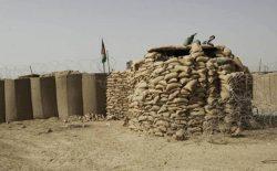 سقوط ولسوالی انار درهی فراه به دست هراسافگنان طالب