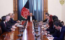 ورود خلیلزاد به کابل با خبرهای تازه از گفتوگوهای صلح