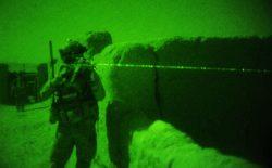 افزایش عملیات شبانه علیه طالبان