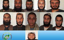 در عملیات نیروهای امنیت ملی، ۱۳ تن از سربازان پولیس از زندان طالبان در ولایت فراه آزاد شدند