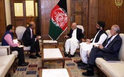 هند از برگزاری انتخابات ریاستجمهوری در افغانستان حمایت میکند
