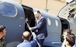 صلاحالدین ربانی به پاکستان رفت