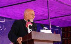 غنی: دهل دوسره صدای خوش دارد؛ اما حکومت دوسره خدمت کرده نمیتواند