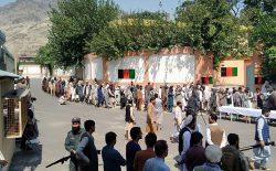 تسلیم شدن ۱۵۰ نفر از اعضای طالبان و داعش به دولت در ولایت کنر