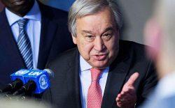 سازمان ملل متحد خواستار آغاز گفتوگوها میان دولت و طالبان شد