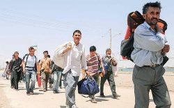 سفر از کرمان تا شیراز و سرمایی که گریهی مسافران را بلند کرده است
