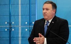 پومپئو به طالبان: اگر به حملات ادامه دهید، فشارهای نظامی از سر گرفته خواهد شد