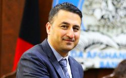 احمدضیا سراج بهگونهی رسمی سرپرست ریاست عمومی امنیت ملی شد