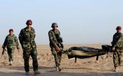 جان باختن ۹ سرباز ارتش در ولایت لوگر
