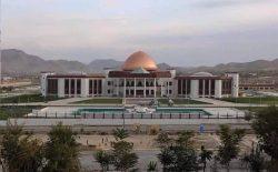 برخورد سه راکت در نزدیکی ساختمان پارلمان افغانستان