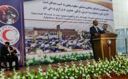 هند ۷۵ هزار متریک تُن گندم به دولت افغانستان کمک میکند