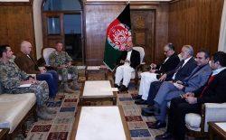 اسکات میلر: نیروهای امنیتی افغانستان کلیدیترین افراد تروریستان را کشتهاند