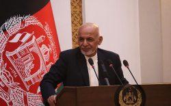 غنی: انس حقانی و دو عضو دیگر طالبان بهگونهی مشروط آزاد میشوند