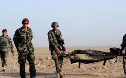 در حملهی طالبان بر بالاحصار آقچه ۲۳ سرباز امنیتی جان باختند