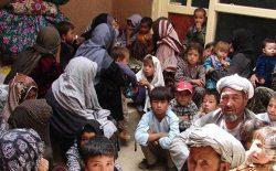بیجا شدن بیش از ۴۰۰۰ خانواده در جنگهای تخار