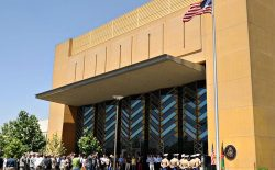 سفارت امریکا از تعیین هیأت مذاکرهکنندهی افغانستان اسقبال کرد