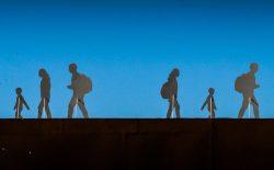 مهاجرت؛ نام دیگر مردم افغانستان