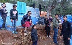 مهاجران افغانستانی در یونان؛ سفری برای هیچ