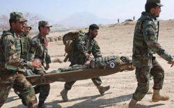 کشته شدن ۵ نفر از نیروهای امنیتی در ولایت کندز