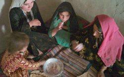 نیمی از جمعیت افغانستان گرسنه است