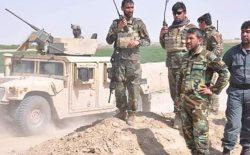 کشته شدن سه فرماندهی کلیدی طالبان در ولایت بلخ
