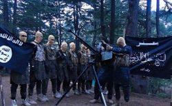 تسلیمی ۹۳ عضو گروه داعش به نیروهای امنیتی در ننگرهار