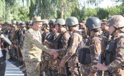 مسعود اندرابی: داعش در افغانستان شکست خورده است