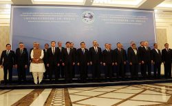 ریاست اجرایی: نشست شانگهای با محور جنگ و صلح در منطقه برگزار میشود
