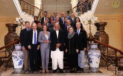 سریال ادامهدار دیدار امریکاییها با عبدالله و غنی