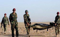 کشته شدن ۱۳ سرباز ارتش در ولایت کندز