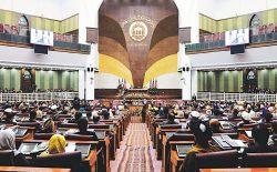 فیفا: عملکرد پارلمان برآیند قابل قبولی نداشته است