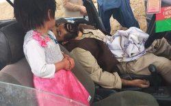 کودکی که شاهد قتل پدرش بود